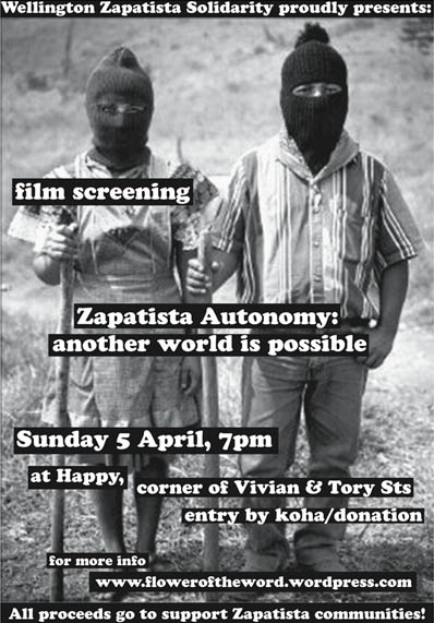 Film Night 5 April